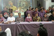 PDI Perjuangan Pastikan Megawati, Surya Paloh, dan Wiranto Tidak Masuk Kabinet Jokowi