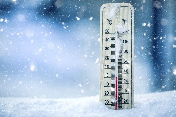 cuaca dingin