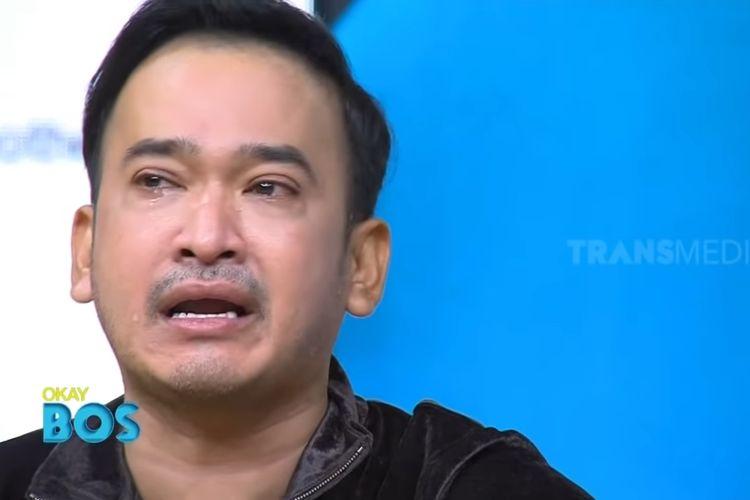 Bidikan Layar saat Ruben Onsu di Acara Okay Boss (YouTube Trans7 Official)