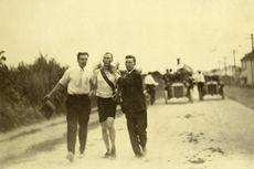 Marathon Horor Olimpiade 1904, Sang Pemenang Minum Racun Tikus Jelang Garis Finish