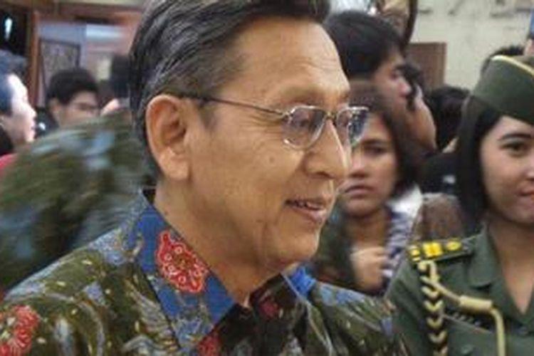 Wakil Presiden Republik Indonesia Boediono