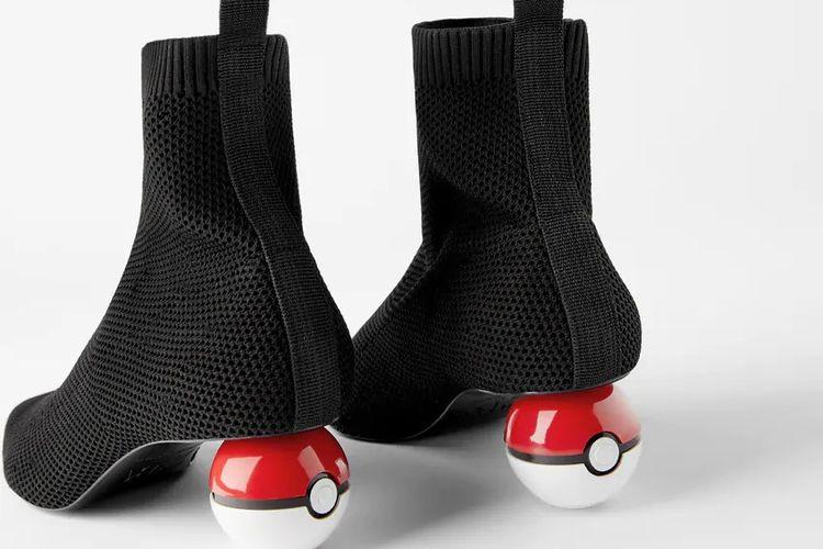 Zara Pokemon Boots