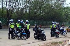 Banyak Motor Lawan Arah hingga Masuk Jalur Cepat Terjaring Operasi Zebra
