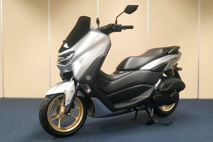Yamaha Enmax 155 terpasang