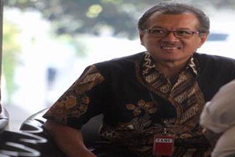 Deputi Gubernur Bank Indonesia (BI), Halim Alamsyah.