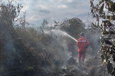 Empat Hari Karhutla Siak Riau, Tim Gabungan Baru Padamkan Dua Titik