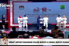 Hitung Cepat Indikator Politik Indonesia, Cellica-Aep Sementara Unggul di Pilkada Karawang