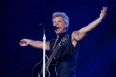 Jon Bon Jovi Jadi Penyanyi Dadakan di Resepsi Pernikahan