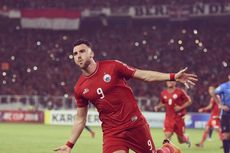 Liga Champions Asia, Marko Simic Sempat Tertahan di Imigrasi Australia