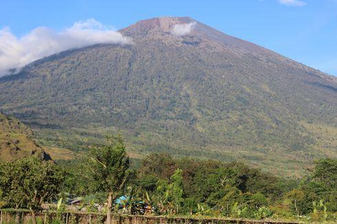 PPKM Mikro di NTB, Seluruh Jalur Pendakian Gunung Rinjani Masih Buka
