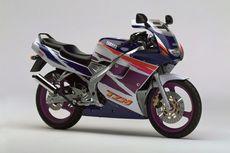Nostalgia Motor 2-Tak Yamaha TZM 150 yang Langka di Indonesia