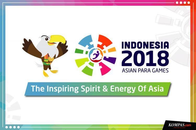 Ilustrasi Asian Para Games 2018