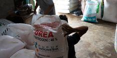 Stok Pupuk Bersubsidi di Lampung Aman Hingga Akhir Tahun