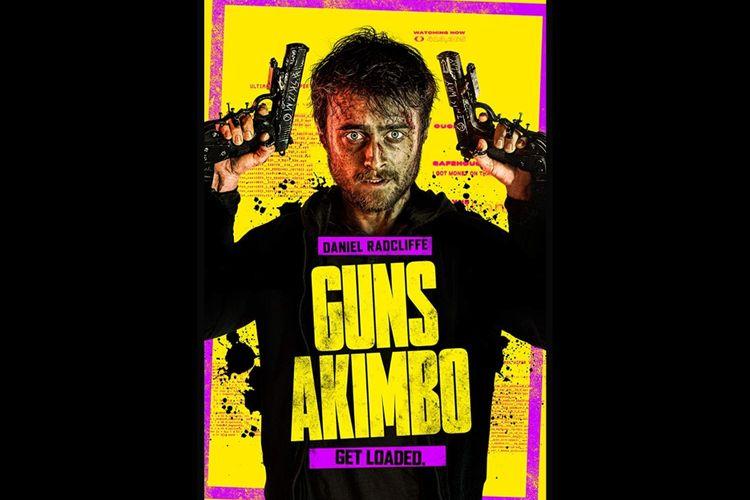 Poster film Guns Akimbo.