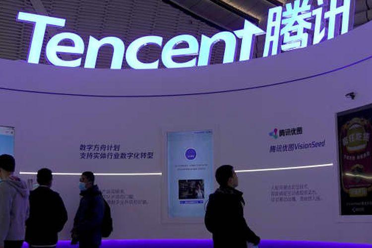 ilustrasi Tencent.