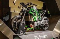 Kawasaki EV Project, Bukti Kawasaki Serius Buat Motor Listrik