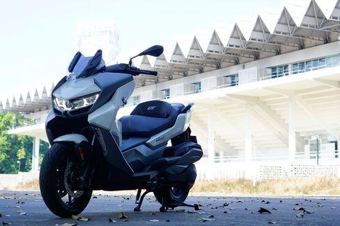 Menguji Performa Skutik BMW Motorrad C400GT