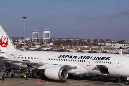 Pesawat Dreamliner JAL Mendarat Darurat di Hawaii