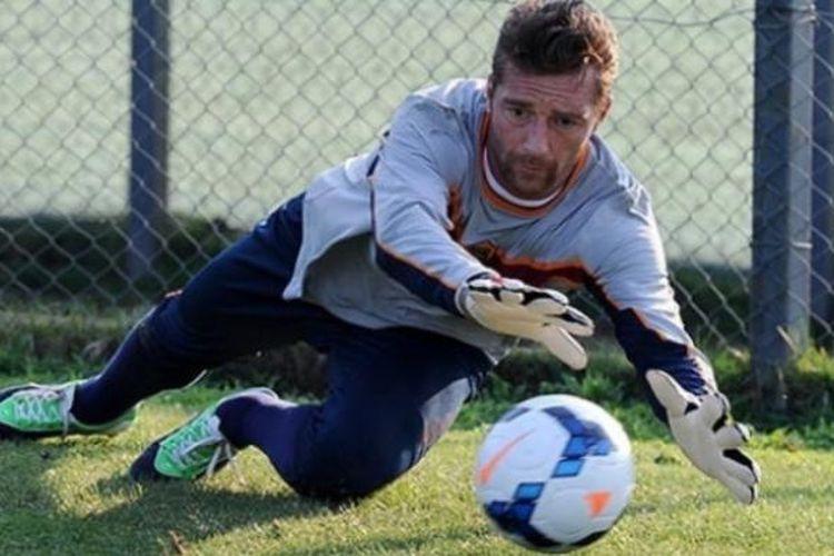 Kiper AS Roma,  Morgan De Sanctis.