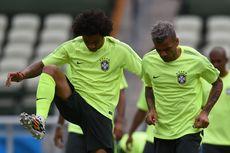 Final Liga Champions, Adu Mulut Alves dan Marcelo soal Memori 1998