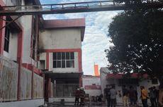 Kebakaran Gedung Telkom Pekanbaru Sudah Dipadamkan, yang Terbakar Bagian Pengaturan Jaringan