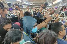 KCI Masih Bahas Penyesuaian Operasional KRL Terkait PSBB Jakarta
