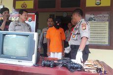 Nekat Mencuri di Rumah Anggota TNI, Pelaku: Saya Terpaksa karena Mau Beli Beras