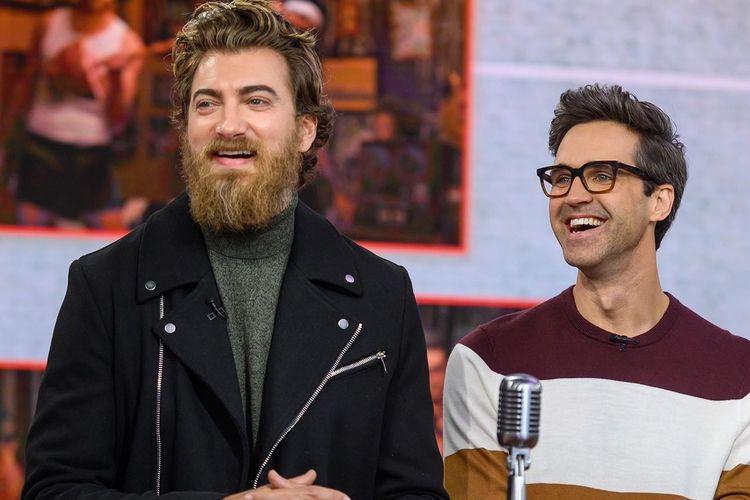 YouTuber Rhett and Link masuk dalam daftar 10 YouTuber terkaya di dunia tahun 2020 versi Forbes.