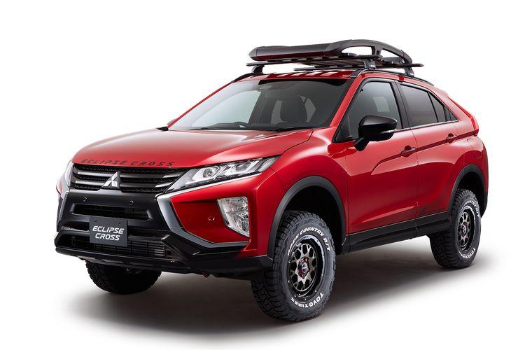 Mitsubishi Eclipse Cross Weekend Explore