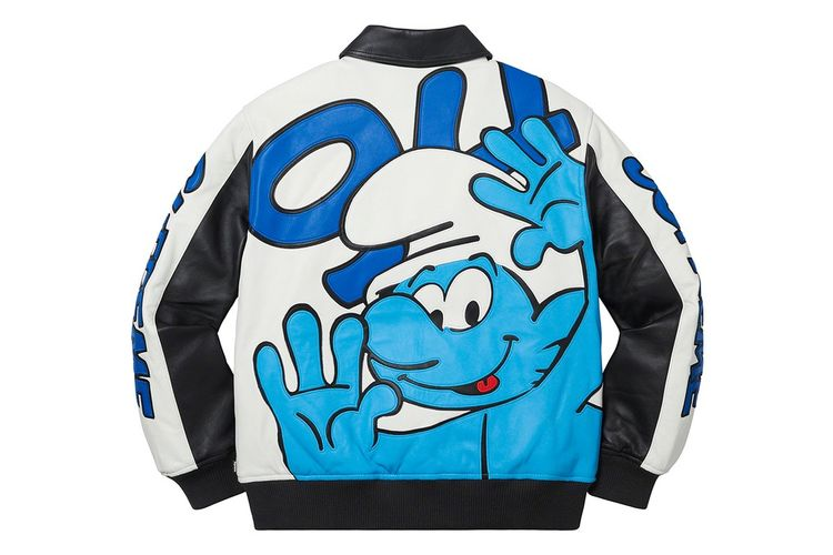 Supreme x The Smurfs Fall/Winter 2020 Collection