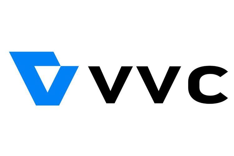 Ilustrasi logo codec H.266/VCC.