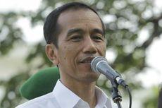 Pedagang Cetak Sendiri Foto Presiden Jokowi karena Sulit Didapat