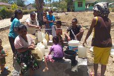Kisah Perjuangan Warga di Belu, Berburu Air untuk Bertahan Hidup