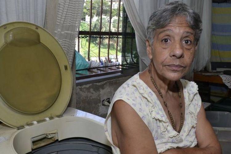 Pada 1980, usia tua adalah hal yang terlihat jauh bagi Norma Mujica.
