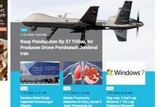 [POPULER TREN] Drone Pembunuh Jenderal Iran | Viral Megathrust Sulawesi