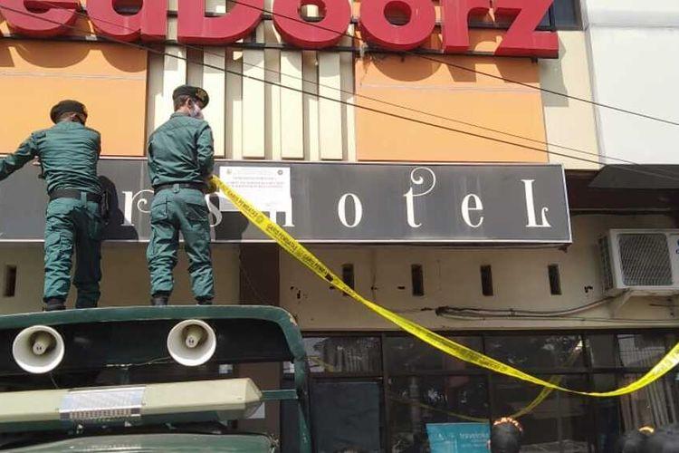 ACEH Melanggar Syariat Islam, Hotel Di Banda Aceh Disegel