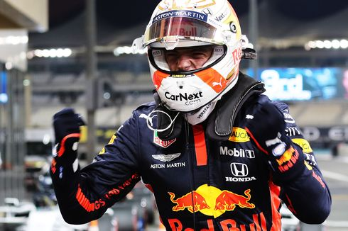 Hasil F1 GP Abu Dhabi, Kemenangan Verstappen Iringi Akhir Sebuah Era
