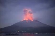 [HOAKS] Video Erupsi Gunung Semeru