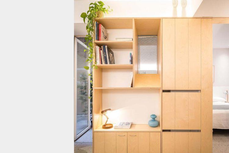 Renovasi basement menjadi unit apartemen super nyaman