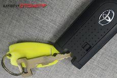 Ciri Remote Baterai