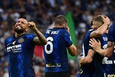 Hasil dan Klasemen Liga Italia - Inter di Puncak, 7 Kartu Merah Warnai Pekan Pertama