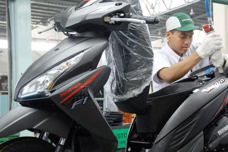 Awal Tahun Honda Suntik Mati Vario 110