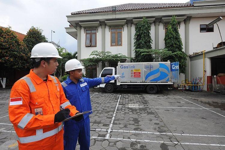 Gaslink merupakan solusi inovatif dari PGN untuk mendukung pemerintah memperluas cakupan distribusi dan utilisasi gas bumi tanpa bergantung dengan ketersediaan infrastruktur pipa.