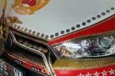 Mobil Berlapis Emas Berlogo Keraton Yogyakarta, Kanjeng Noto: