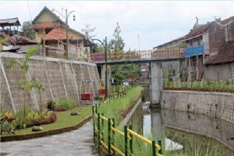 Kelurahan Karangwaru, Kecamatan Tegalrejo, Kota Yogyakarta, Provinsi DI Yogyakarta.