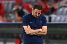 Chelsea Melempem, Frank Lampard Singgung Generasi Emas Eden Hazard dkk