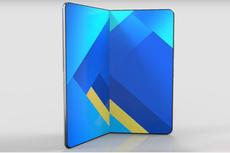 Ponsel Layar Lipat Samsung Diharapkan Sesukses Galaxy Note