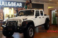 Jeep Wrangler Makin Ramah Lingkungan