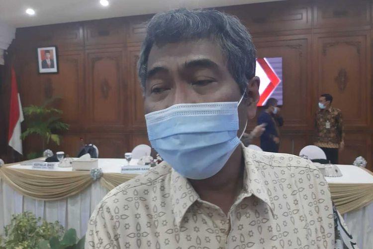 Komisioner Komisi Aparatur Sipil Negara (KASN), Rudiarto Sumarwono,