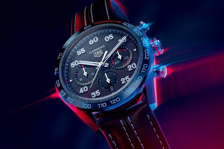 TAG Heuer dan Porsche Luncurkan Carrera Special Cronograph